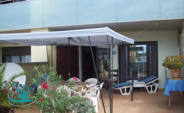 1 bedroom new apartment with terrace of 40m2.