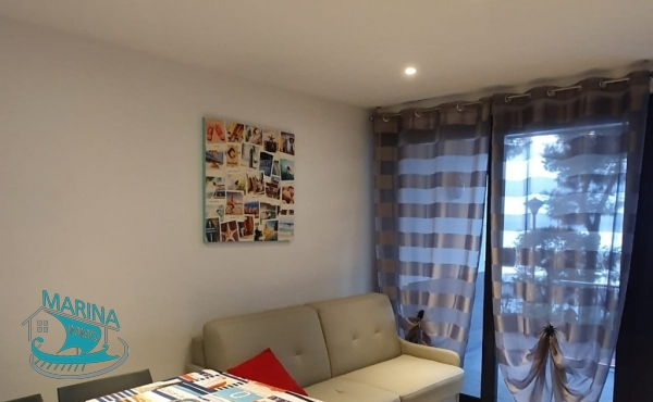 Nice apartment with 1 bedroom very close to the beach.